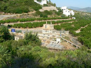 3 Depuradora Sewage Works from Ave De Pego
